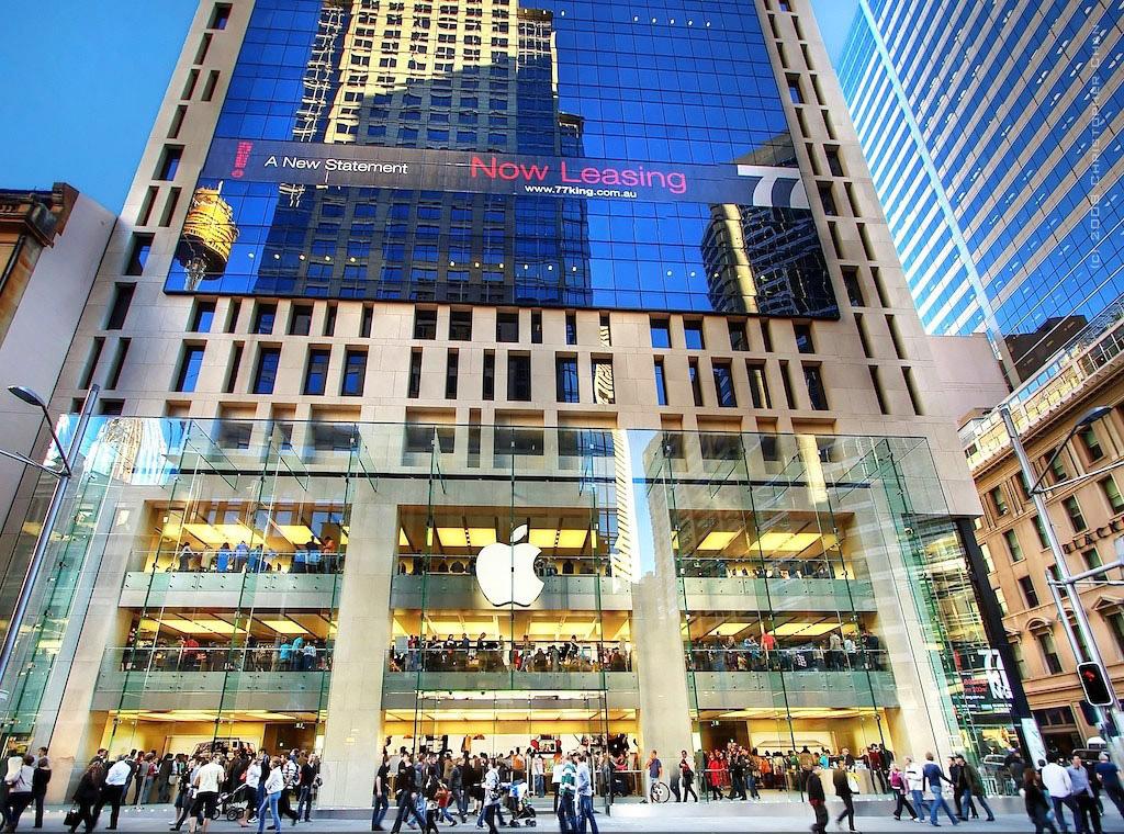 Apple Store à Sydney
