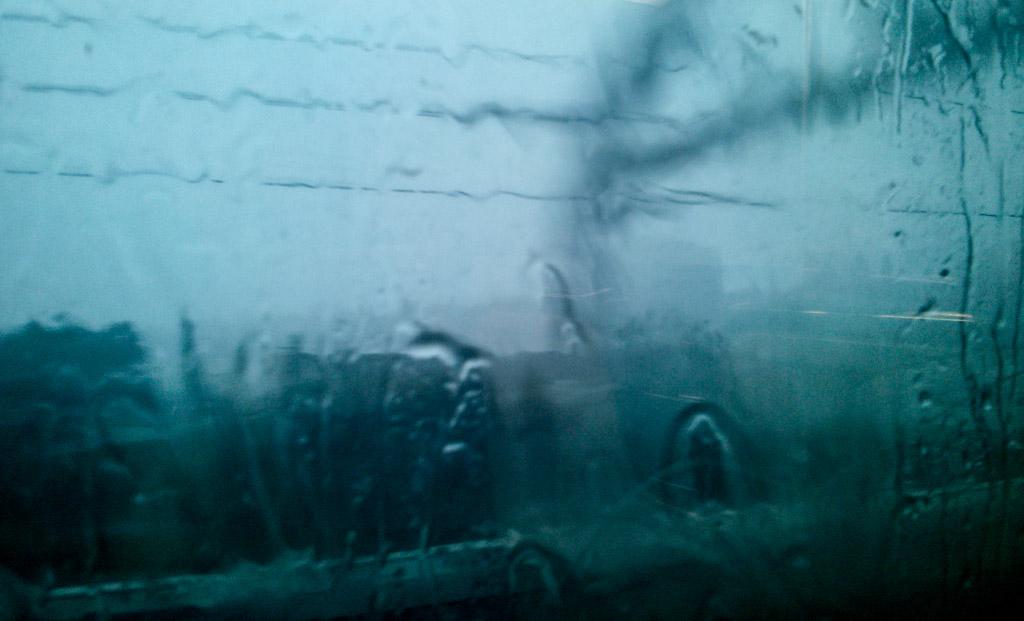 La pluie, ça ne plaisante pas